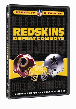 Washington Redskins (Redskins Defeat Cowboys) DVD