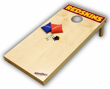 Washington Redskins Regulation Size (XL) Tailgate Toss Beanbag Game