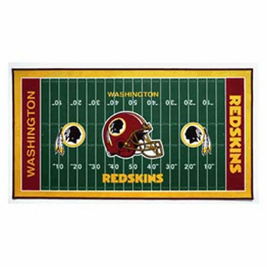 Washington Redskins Runner Mat