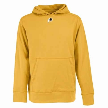 Washington Redskins Mens Signature Hooded Sweatshirt (Alternate Color: Gold)