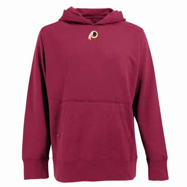 Washington Redskins Mens Signature Hooded Sweatshirt (Team Color: Maroon)