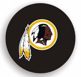 Washington Redskins Spare Tire Cover (Small Size)