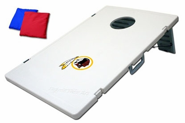 Washington Redskins Tailgate Toss 2.0 Cornhole Beanbag Game
