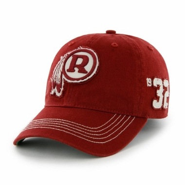 Washington Redskins Throwback Badger Franchise Flex Fit Hat