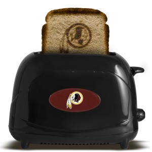 Washington Redskins Toaster - Black