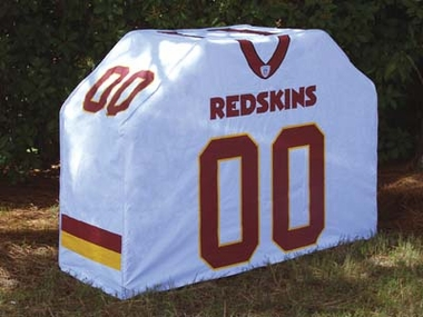 Washington Redskins Uniform Grill Cover