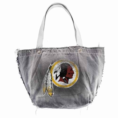 Washington Redskins Vintage Tote (Black)