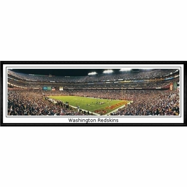 Washington Redskins - Washington Redskins Framed Panoramic Print