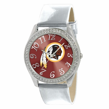 Washington Redskins Women's Glitz Watch