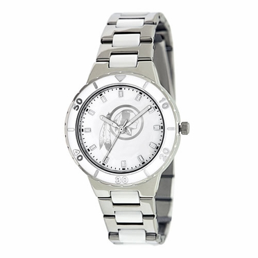 Washington Redskins Women's Pearl Watch