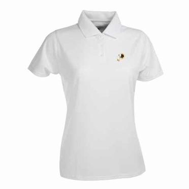Washington Redskins Womens Exceed Polo (Color: White)