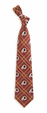 Washington Redskins Woven Poly 2 Necktie