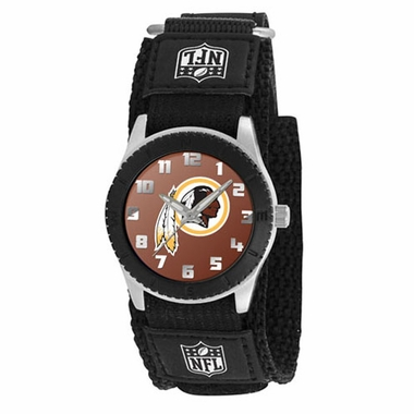 Washington Redskins Youth Rookie Watch (Black)