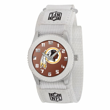 Washington Redskins Youth Rookie Watch (White)
