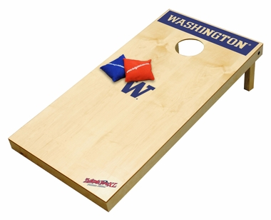 Washington Regulation Size (XL) Tailgate Toss Beanbag Game