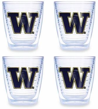 Washington Set of FOUR 12 oz. Tervis Tumblers