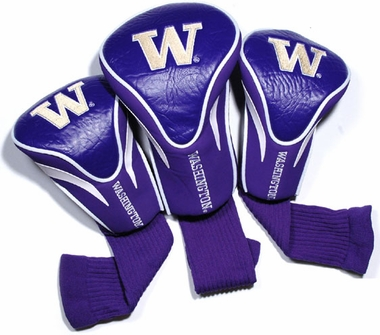 Washington Set of Three Contour Headcovers