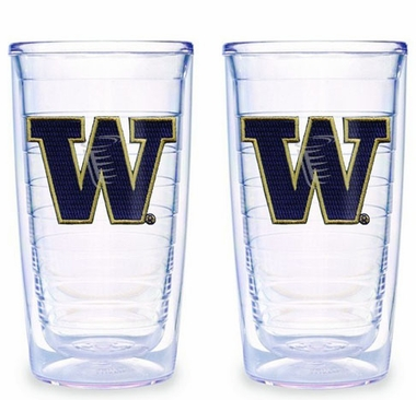 Washington Set of TWO 16 oz. Tervis Tumblers
