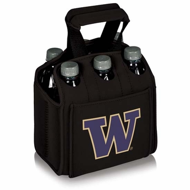 Washington Six Pack (Black)