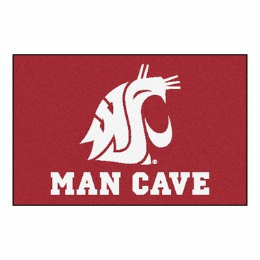 Washington State 20 x 30 Man Cave Rug
