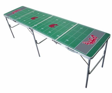 Washington State 2x8 Tailgate Table