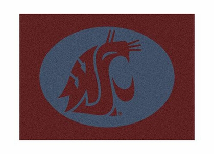 "Washington State 3'10"" x 5'4"" Premium Spirit Rug"