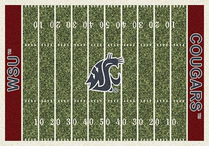 "Washington State 7'8"" x 10'9"" Premium Field Rug"