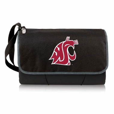 Washington State Blanket Tote (Black)