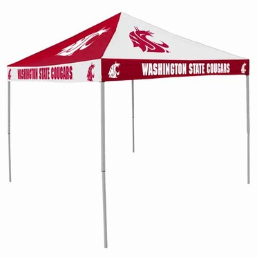 Washington State Checkerboard Tailgate Tent