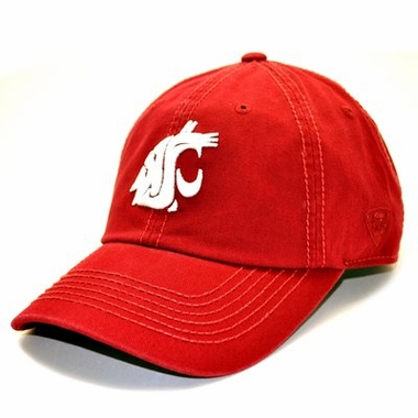 Washington State Crew Adjustable Hat