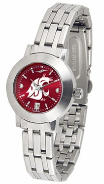 Washington State Dynasty Women's Anonized Watch