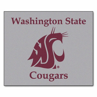 Washington State Economy 5 Foot x 6 Foot Mat