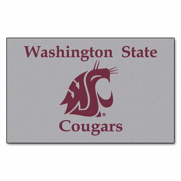 Washington State Economy 5 Foot x 8 Foot Mat