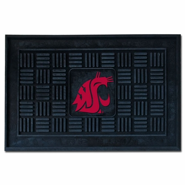 Washington State Heavy Duty Vinyl Doormat