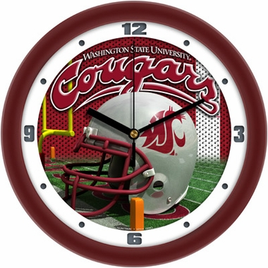 Washington State Helmet Wall Clock