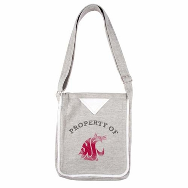 Washington State Hoodie Crossbody Bag
