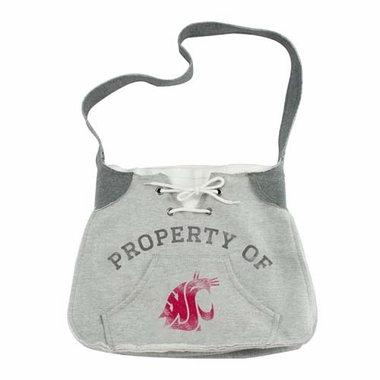 Washington State Hoodie Sling Purse