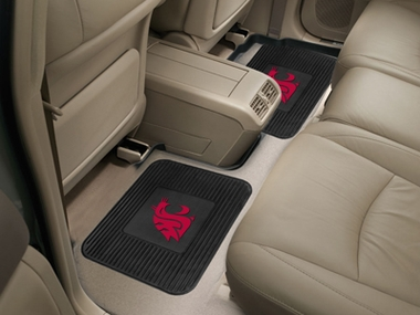 Washington State SET OF 2 Heavy Duty Vinyl Rear Car Mats