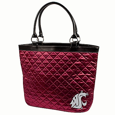 Washington State Quilted Tote