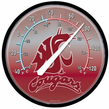 Washington State Round Wall Thermometer