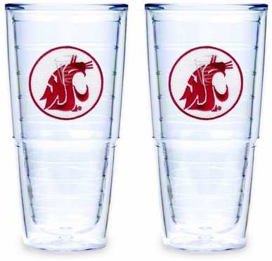 Washington State Set of TWO 24 oz. Tervis Tumblers