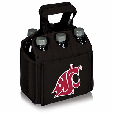 Washington State Six Pack (Black)