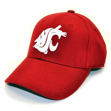 Washington State Team Color Premium FlexFit Hat