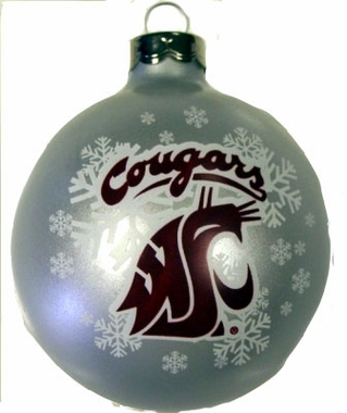 Washington State Traditional Ornament