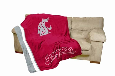Washington State UltraSoft Blanket