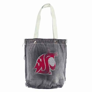 Washington State Vintage Shopper (Black)