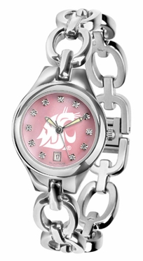 Washington State Women's Eclipse Mother of Pearl Watch