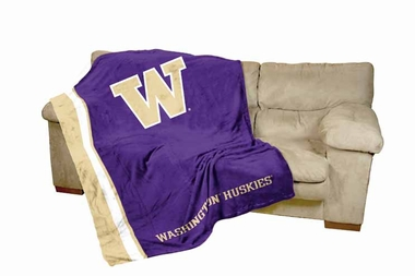 Washington UltraSoft Blanket