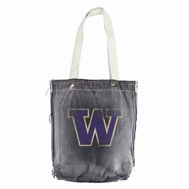 Washington Vintage Shopper (Black)