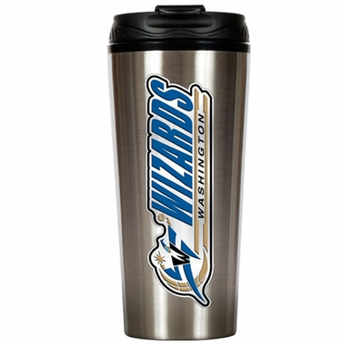 Washington Wizards 16 oz. Thermo Travel Tumbler